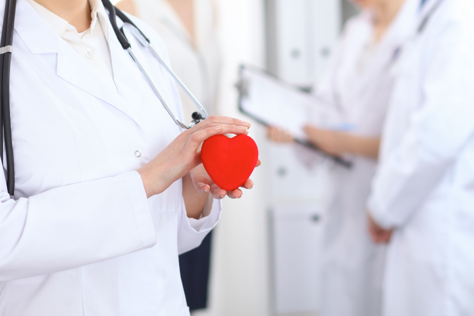 natural healing for heart